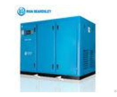 22kw Lubricated Oil Two Stage Screw Compressor Direct Driven 4 1m3 Min