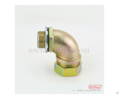Hot Selling Steel 90d Liquid Tight Conduit Fittings
