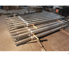 Centrifugal Casting Heat Resistant Furnace Roller Used In Steel Plant