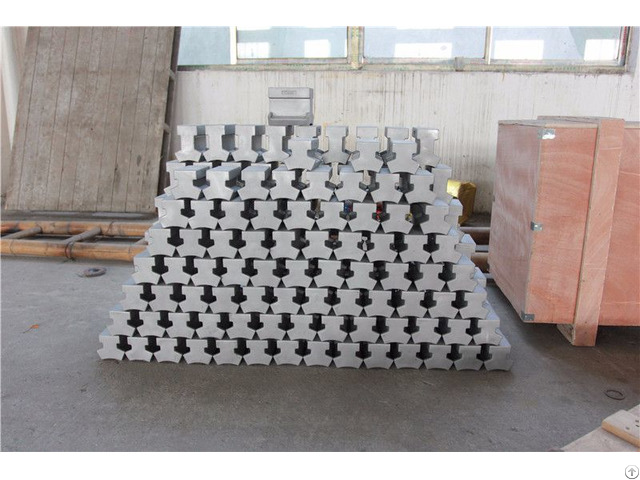 Hk40 Hp40 Cobalt Alloy Precision Casting Furnace Skid Riders