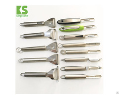 Stainless Steel Vegetable And Fruits Tools Potato Peeler