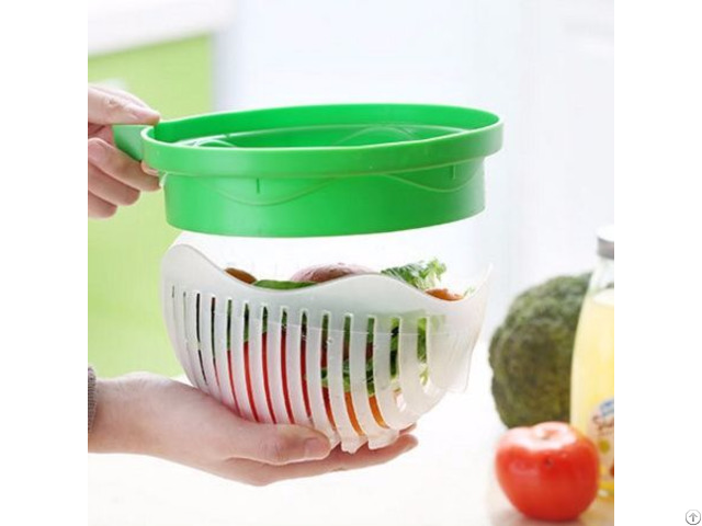 Wholesale Hot Sale Salad Maker Kitchen Tools Cutter Bowl