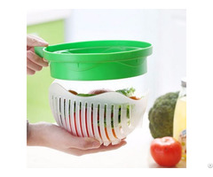 Wholesale Hot Sale Salad Maker Kitchen Tools Cutter Bowl