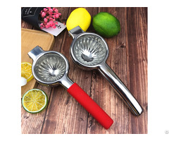 Best Sale Hand Held Kitchen Accessory Lemon Squeezer