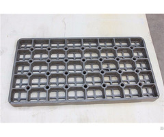 High Alloy Stainless Steel Investment Heat Treating Furnace Tray