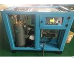 11kw 15hp Direct Driven Rotary Screw Air Compressor Oil Type Energy Saving