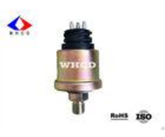 Easy To Install Three Pins Mechanical Oil Pressure Sensor For Automotive Engine