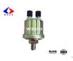 Generator Engines Mechanical Oil Pressure Sensor 25 120 Operating Temperature