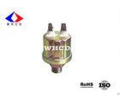 Color Zinc Plated Automotive Oil Pressure Sender Sensor For Automobiles