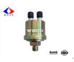 Steel Material M12x1 5 Thread Fuel Engine Oil Pressure Sensor For Power Generator