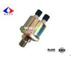 Color Zinc Plated Mechanical Oil Pressure Sensor For Truck Marine Boat