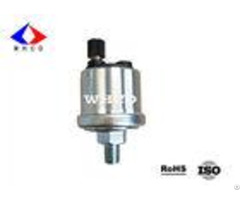 High Stability 6 24v Oil Pressure Gauge Sensor For Truck Bus Boat