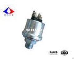Compact Structure Automotive Oil Pressure Sensor For Truck Bus Trailer
