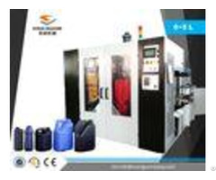 Two Cavity Plastic Container Manufacturing Machine Easy To Operate Maintenance