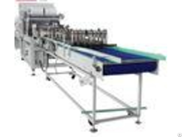 Industrial Bottle Packing Machine With Heat Seal Cool Cutting System