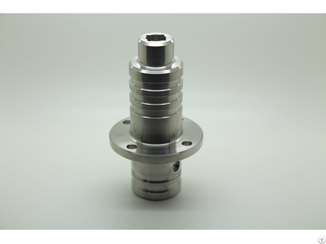 Cnc Turning And Milling Part