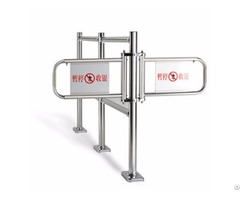 Specially Designed Supermarket Single Double Open Checkout Counter Cash Swing Gate