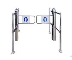 Stable Performance Advanced Induction Supermarket Automatic Entry Swing Sliding Gate Door Rotogate
