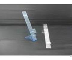 Exhibition Shop Watch Display Stands Transparent Organic Plexiglass Materials