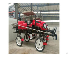 3wpz Series Agricultural Self Propelled Amphibian Boom Sprayer