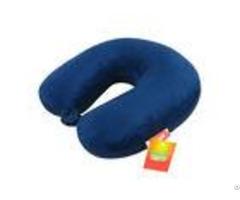 Comfortable U Shaped Travel Neck Pillow Support Rest Memory Foam Lightweight 120g