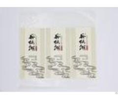 Modern Liquor Custom Food Packaging Labels Paper Material Environmentally Friendly