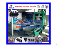Hydraulic Coal Briquette Punching Machine