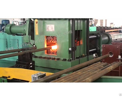 Upsetting Tube End Machine For Oil Pipe Drill The Well