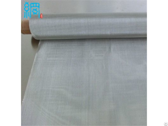Stainless Steel Wire Mesh Cloth 100mesh