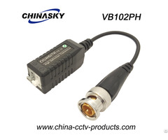 One Channel Passive Video Balun With Ce Approval Vb102ph
