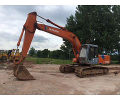 Used Hitachi Excavator Ex200