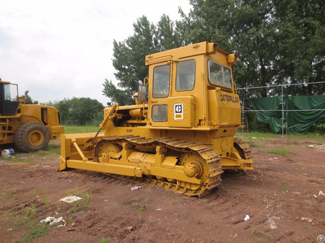 Used Cat D6d Bulldozer