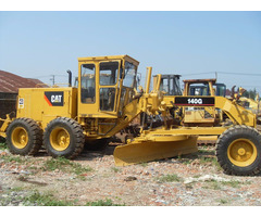 Caterpillar Cat 140g Motor Grader