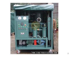 Vfd 50 Transformer Oil Purifier