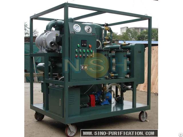Vfd 75 Transformer Oil Purifier