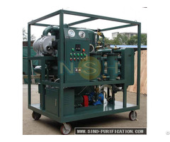 Vfd 75 Transformer Oil Purifier