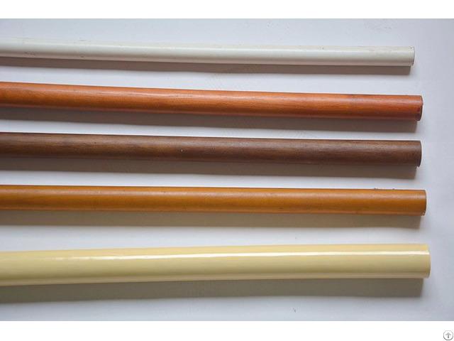 Wooden Window Curtain Rod