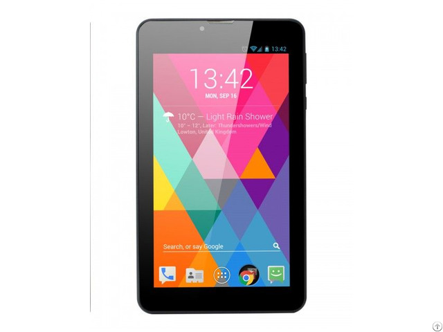 Rdp Gravity G716 Tablet 7 Inch Size 3g Wi Fi Voice Calling