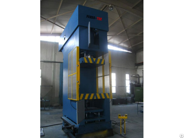 Single Column Production Press
