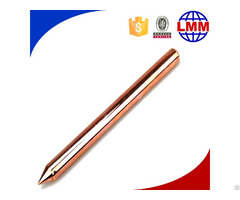 Copper Ground Earthing Rod