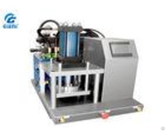 Lab Type Cosmetic Powder Press Machine Fully Hydraulic With Touch Screen