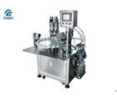 Stainless Steel Semi Automatic Filling Machine For Nail Polish