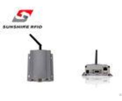 Omni Directional 2 45ghz Active Uhf Rfid Reader With Sdk 100 Meters Read Distance