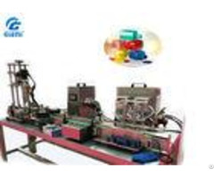 Desktop Peristaltic Pump Type Perfume Filling Machine With Capping Air Source Driven