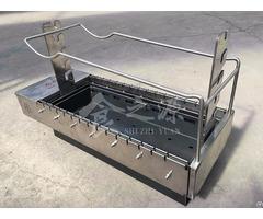 Automatic Roast Leg Of Lamb Burn Oven
