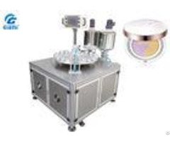 High Speed Cosmetic Filling Machine Stainless Steel For Bb Cream