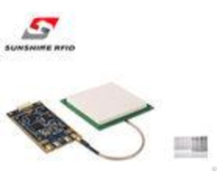 High Precision Mobile Uhf Rfid Reader Module For Vehicle System Dc 5 0v