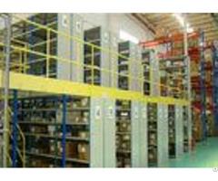 Warehouse Raised Structure Platform Or Mezzanine Floor Storage Racks