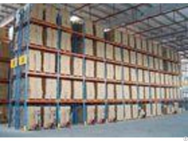 Sturdy And Tidy Steel Warehouse Storage Shelving Unit Heavy Duty Pallet Racks