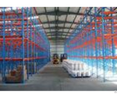 Durable Warehouse Multi Tier Drive In Steel Pallet Racks 6000mm Racking Systems